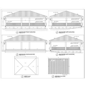 Boathose design