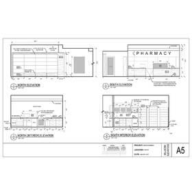 Pharmacy CAD design