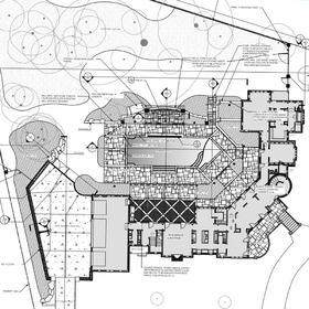 Architectural permit plans
