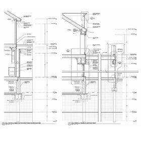 House finishing CAD drafting