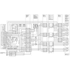 Block schematic for industrial machine