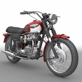 Triumph Bonneville motorcycle design