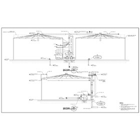 Industrial facility drafting