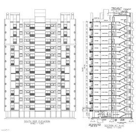 Architectural CAD design