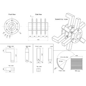 Hammering unit design