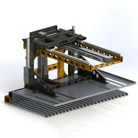 Robot endifactor reverse engineering
