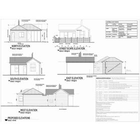 House CAD design