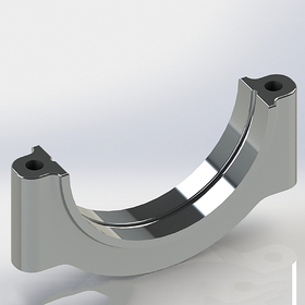 Bottom part of connecting rod