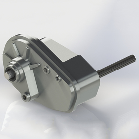 Gear box part design