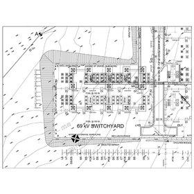 Site development plan conversion