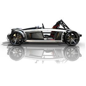 Rece car design