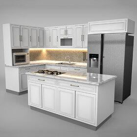 Kitchen set design