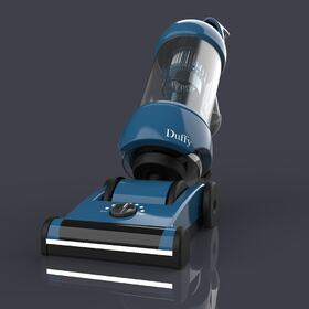 Vacuum cleaner with HEPA filters
