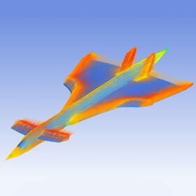 Concorde simulation