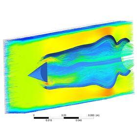 Conceptual jet engine design