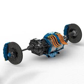 Electical vehicle part