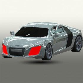 Car surface design
