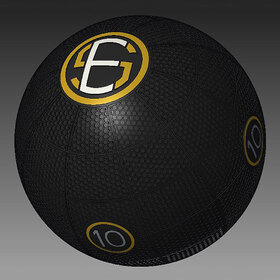 Medicine ball design
