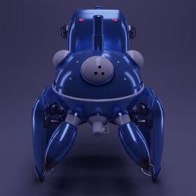 Tachikoma robot design