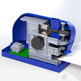 Electrical clipper and stapler manufacturing design