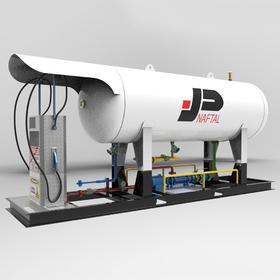 LPG tank design