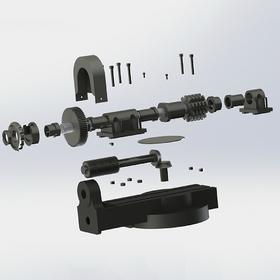 Pfauter machine design