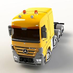 SolidWorks truck design