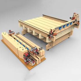 High-performance platform-CNC