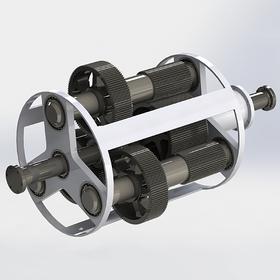 Planetary gearset design