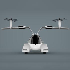Flying car model