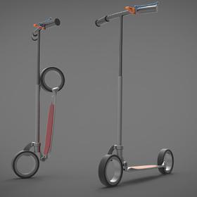 Kick scooter design