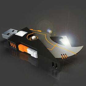 Innovative USB drive design