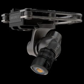 Drone for hazardous environment inspection