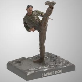 Scott Atkins figurine