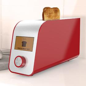 Smart toaster design