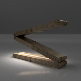 Adaptable desktop lamp concept design
