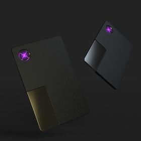 Wallet arc lighter concept design