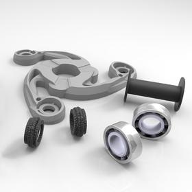 Fidget spinner design