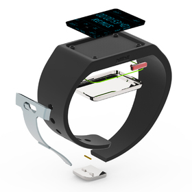 Android watch industrial design