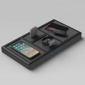 All-in-one device charging center