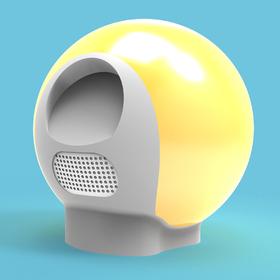 Innovative alarm clock design