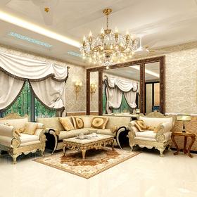 Classical living room lighting fixture design