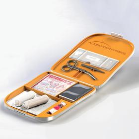 Automotive first aid kit design
