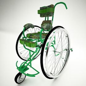 Mobility aid for disabled patients