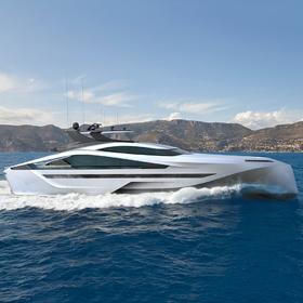 36m superyacht design