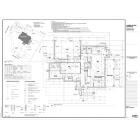 Site plan permit drawings