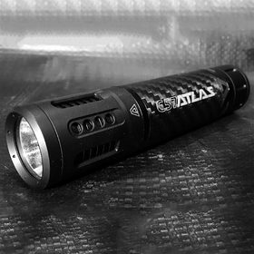 Flashlight prototype