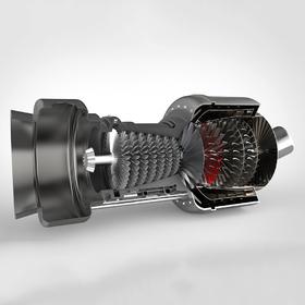 Turbo shaft helicopter engine