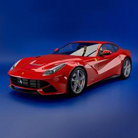Ferrari automotive design