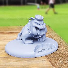 Sports team mascot miniature